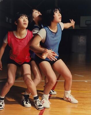 Atsuko Shinkai, Eri Kobayashi and Naomi Hasegawa