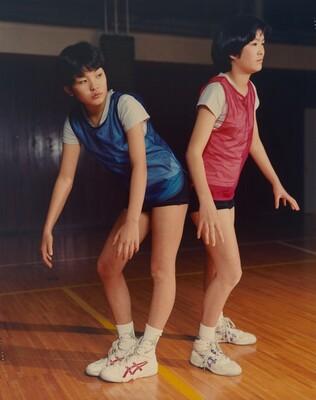 Sayaka Miyamoto and Takako Yamada