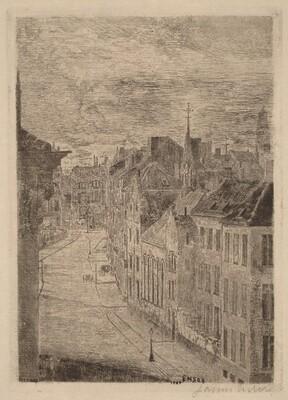 Boulevard d'Iseghem, Ostende