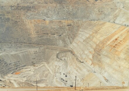Untitled, Bingham Copper Mine, Utah