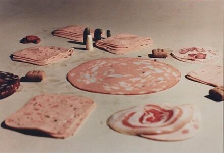 Wurst Serie: Im Teppichladen (Sausage Series: In the Carpet Shop)
