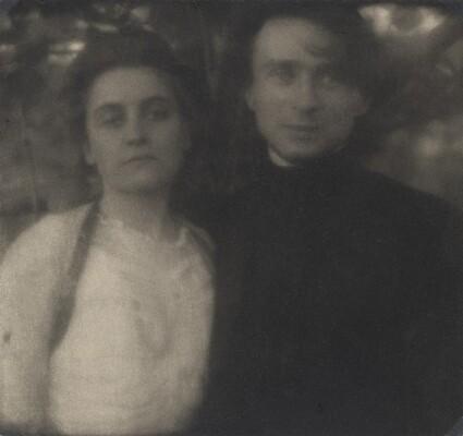 Mr. and Mrs. Steichen