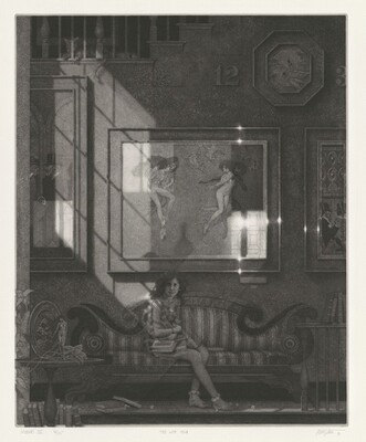 Interiors III: Time with Celia