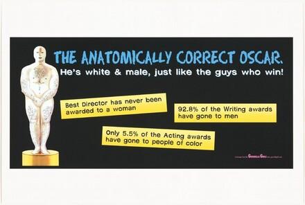 The Anatomically Correct Oscar