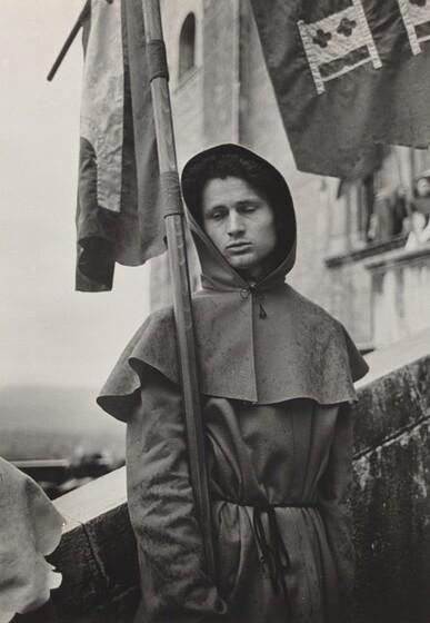 David Seymour (Chim), Religious Festival, Italy, c. 1951