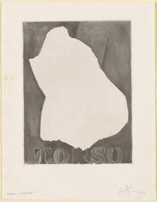 Torso [trial proof]
