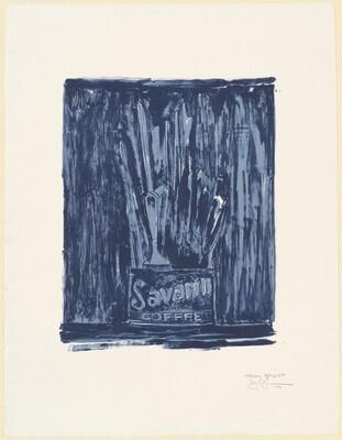 Savarin 6 (Blue) [trial proof]