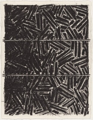 Untitled (Bookplate for David Grainger Whitney) [working proof]