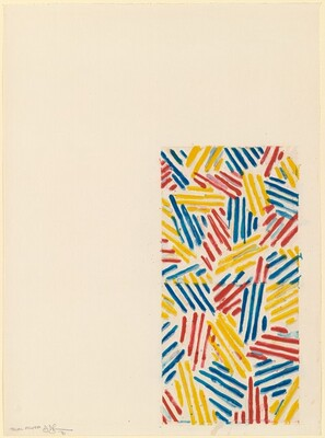 #4 (after Untitled 1975) [trial proof]