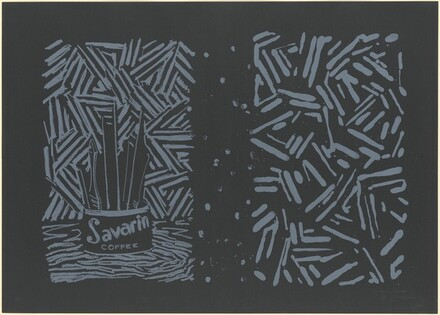 Untitled [trial proof 1/2 black paper]