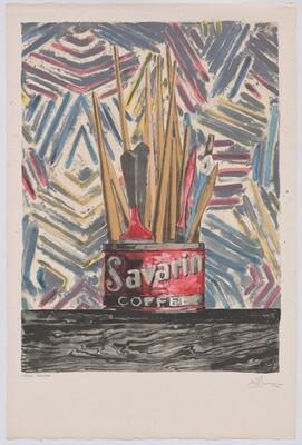Savarin and Savarin E.M. [trial proof]