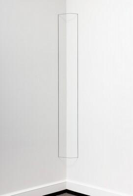 Untitled (Gray Corner Construction)