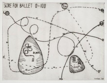 Score for Ballet 0-100