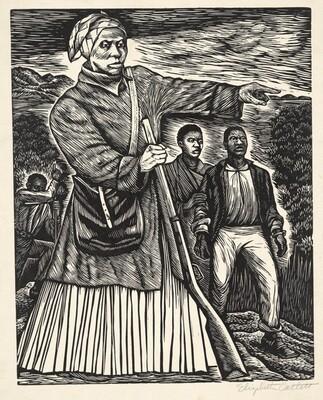 Untitled (Harriet Tubman)