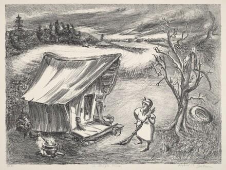 A Georgia Scene
