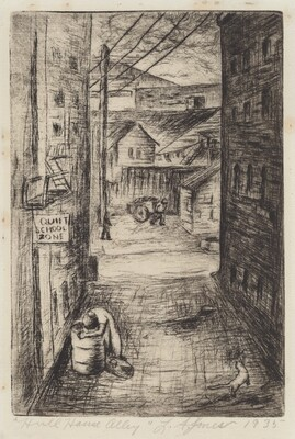 Hull House Alley