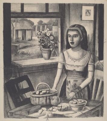 Portuguese Woman