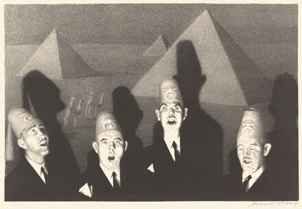Shrine Quartet