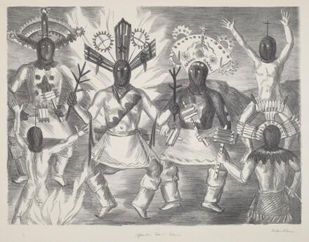 Apache Devil Dance