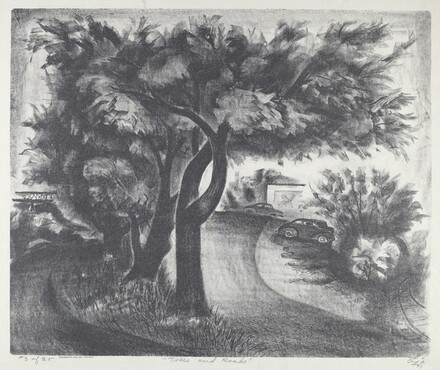 Trees and Roads