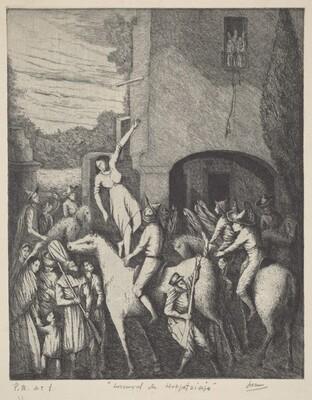Arrival de Huejotzinjo
