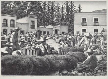 Toluca Market