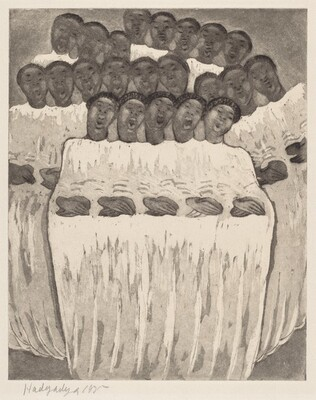 Untitled (Negro Choir)