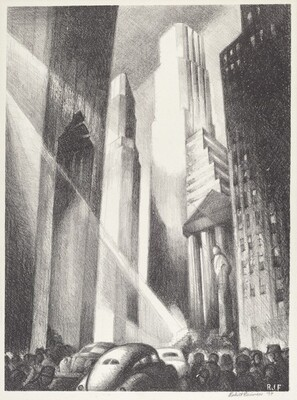 Untitled (Manhattan Scene)