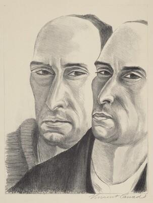 Double Self-Portrait