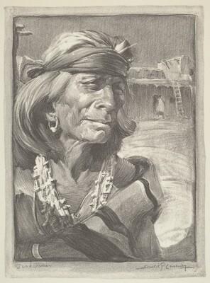 Zuni Indian