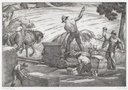 The Haybalers