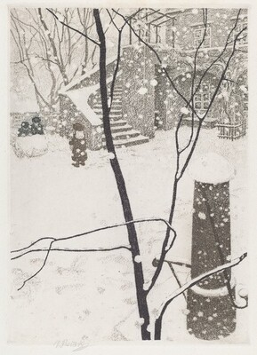 Untitled (Snow Scene)