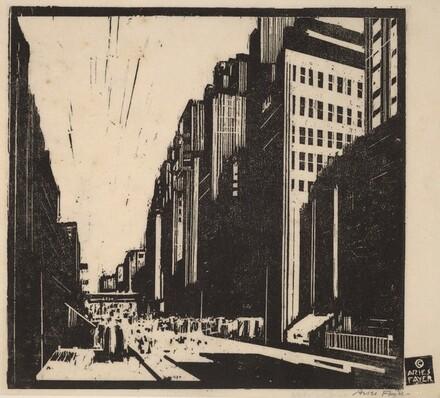 New York, 48th Street