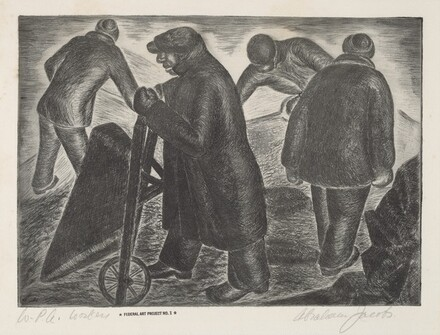W.P.A. Workers
