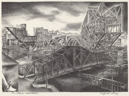 Untitled (Bridges)