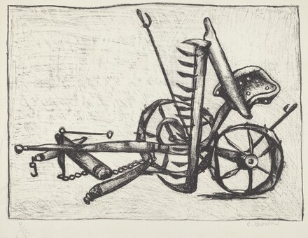 Untitled (Farm Equipment)