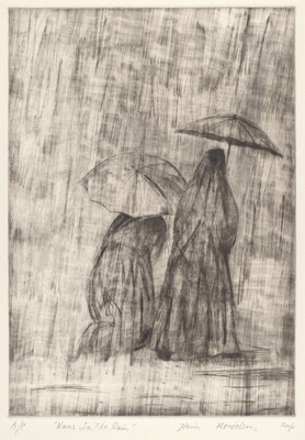 Nuns In The Rain