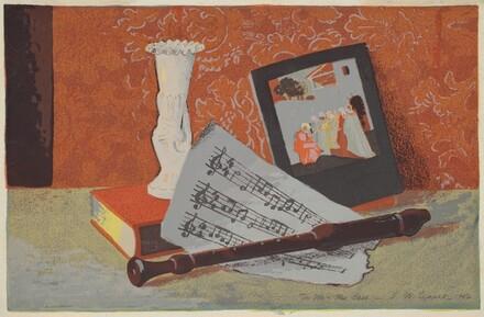 Untitled (Music Still-Life)