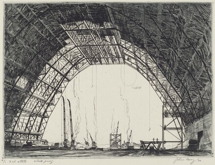 Untitled (Dirigible Hangar)