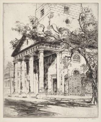 Old St. Michael's, Charleston