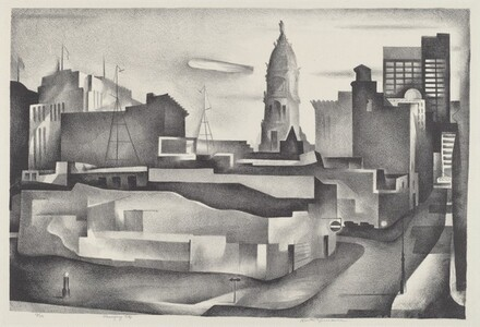 Changing City, 1934
