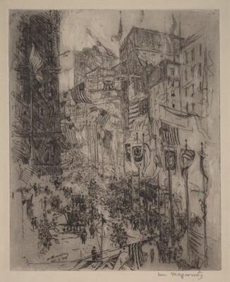 November 11, 1918  - Fifth Avenue