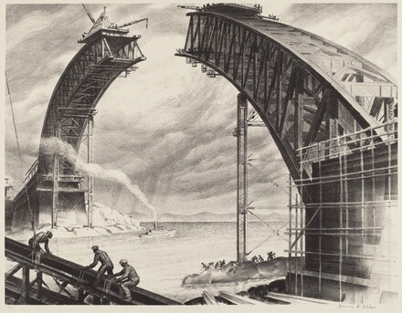Arch of Steel