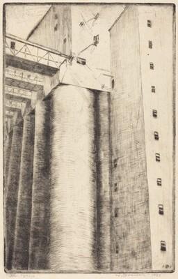 Chicago - Grain Elevator III
