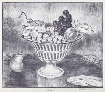 Fruit Urn