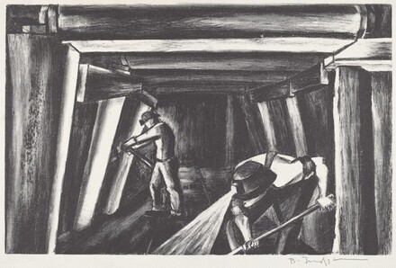 Untitled (Miners)