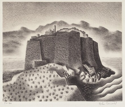 Untitled (Fortified City)