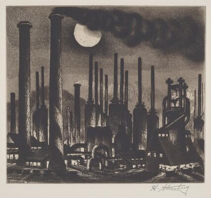Untitled (Steel Mill)