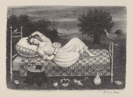 Untitled (Woman in Bed)