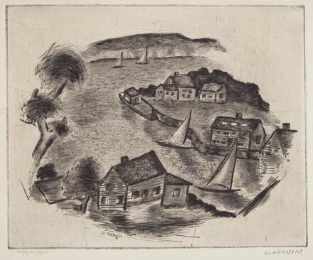Connecticut Landscape